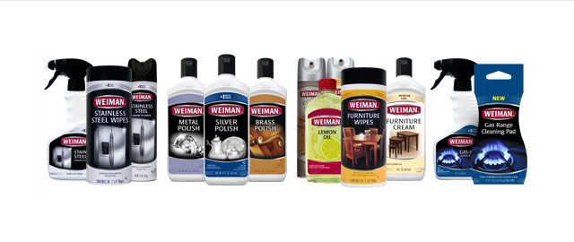 Weiman cleaning products coupon