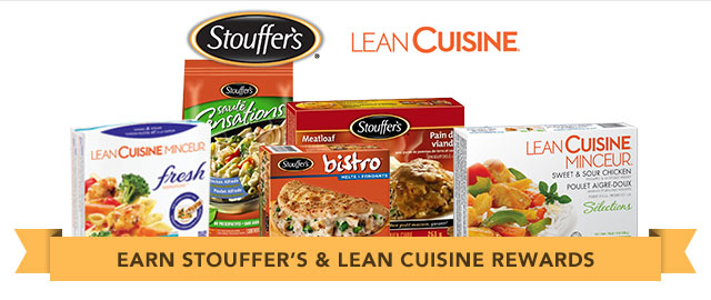 Select Stouffer's and Lean Cuisine  coupon