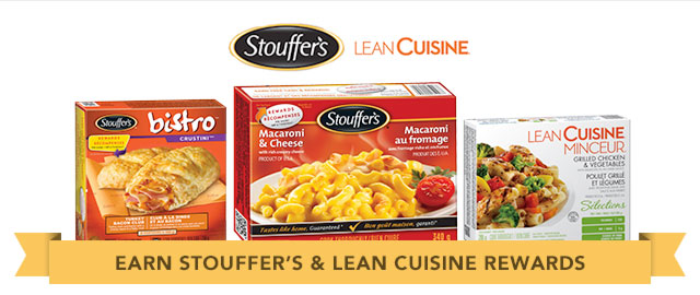 Lean Cuisine® Selections, Stouffer's® Single Serve Entrées & Stouffer's® Bistro™ coupon