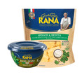 Walmart_COMBO: Giovanni Rana Refrigerated Pastas + Sauces_coupon_36694