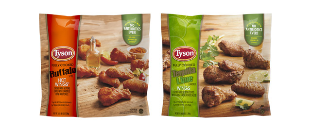 Tyson®ChickenWings coupon