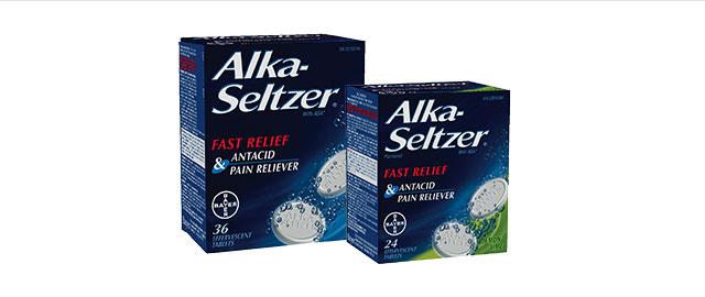 Alka-Seltzer Original Tablets coupon