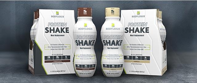 Bodylogix® Protein Shake coupon