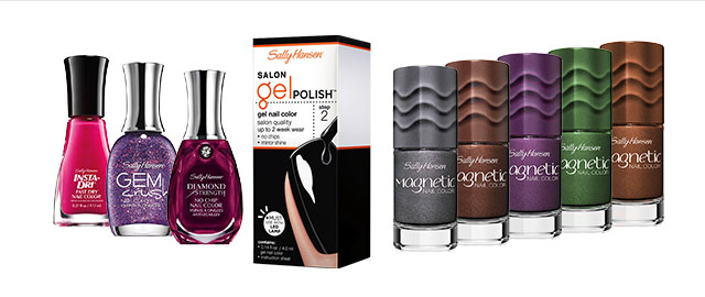 Sally Hansen nail products coupon