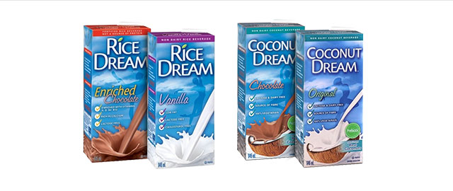 Dream non-dairy beverages coupon