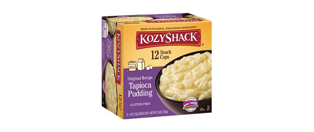 Select Kozy Shack® Pudding 12-pack coupon