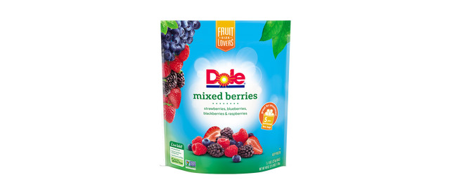 DOLE® Frozen Fruit Large Bags coupon