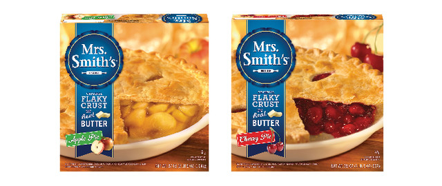 Select Mrs. Smith's Original Flaky Crust Pie or Pie Shells coupon
