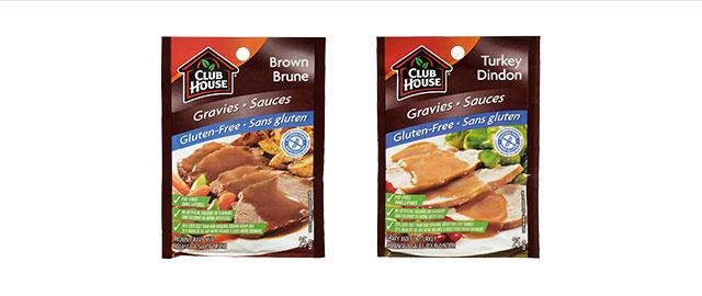Club House Gluten-Free Gravy coupon