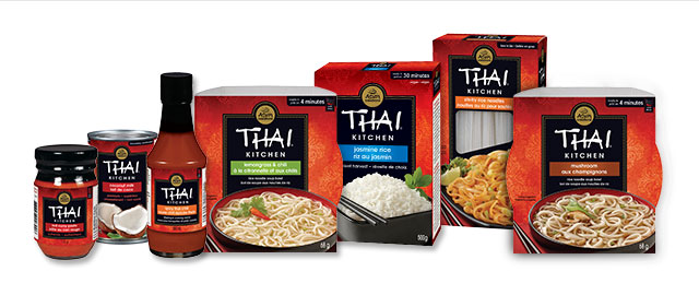 Thai Kitchen products coupon