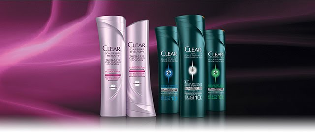 CLEAR® Scalp & Hair Therapy coupon