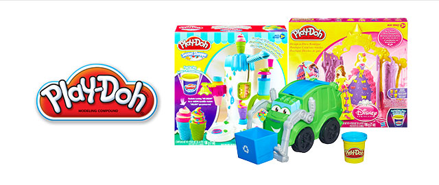 PLAY-DOH® PLAYSETS coupon
