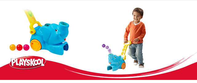 PLAYSKOOL® POP 'N PICK UP ELEFUN™ coupon