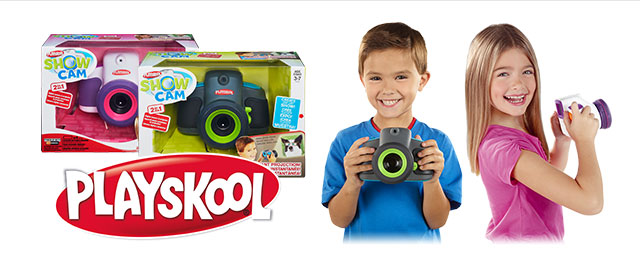 PLAYSKOOL® SHOWCAM™ coupon