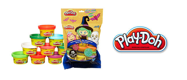PLAY-DOH® HALLOWEEN BAG coupon