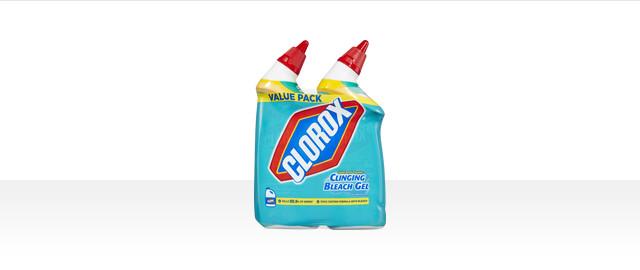 Clorox® Manual Toilet Bowl Cleaner Twin Packs coupon