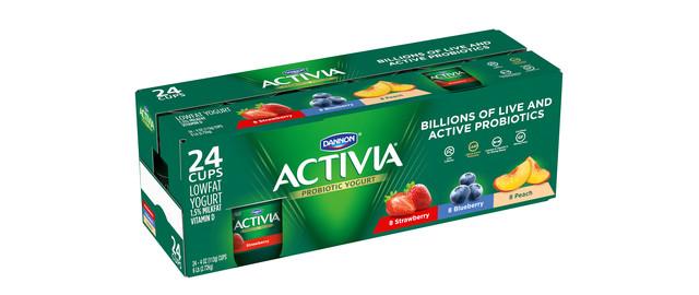 Activia Probiotic Yogurt coupon