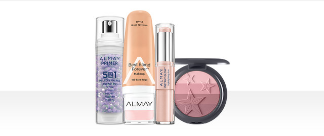 Almay Face Cosmetic Product coupon