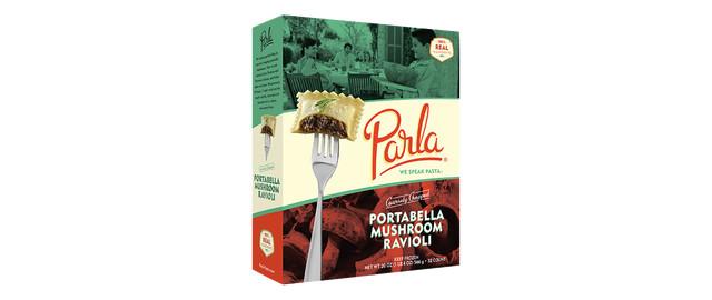 Parla Pasta Portabella Mushroom Ravioli coupon