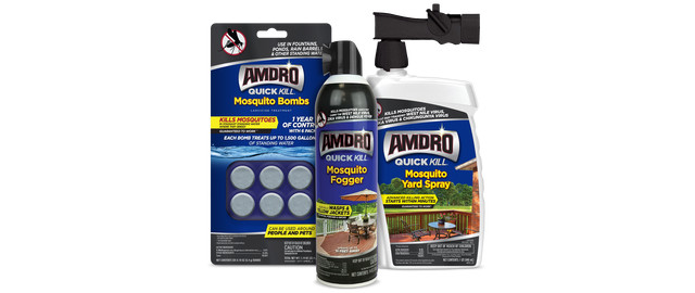 Buy 2: AMDRO Quick Kill® Mosquito Control Products coupon