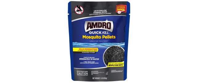 AMDRO Quick Kill® Mosquito Pellets  coupon