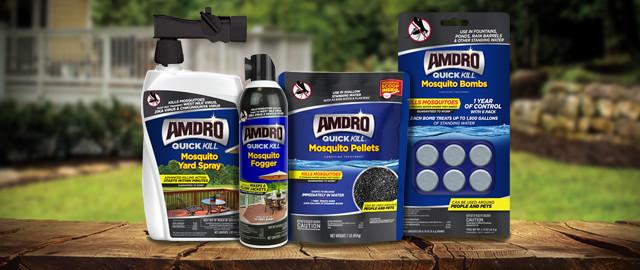 AMDRO® Quick Kill® Mosquito coupon