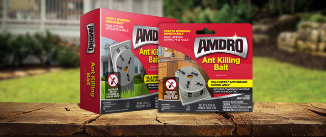 AMDRO® Ant Killing Bait  coupon