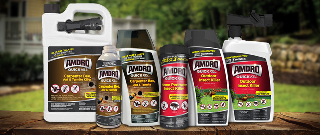 Quick Kill® Multi-Insect or Wood Damaging Control Products coupon