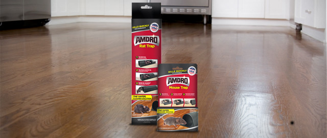 AMDRO® Mouse or Rat Trap coupon
