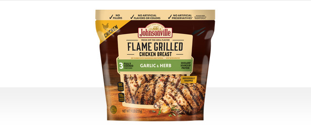 Johnsonville Flame Grilled Chicken coupon