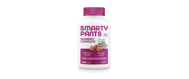 SmartyPants Women's Complete Gummy Vitamins coupon