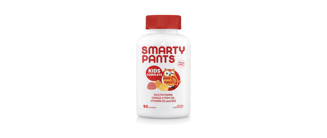 SmartyPants Kids Complete Gummy Vitamins coupon