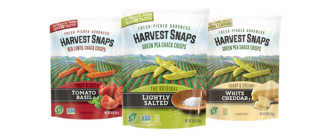 Buy 2: Harvest Snaps Products  coupon