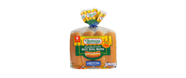 Nathan's Famous® Hot Dog Buns from Cobblestone Bread Co.® coupon