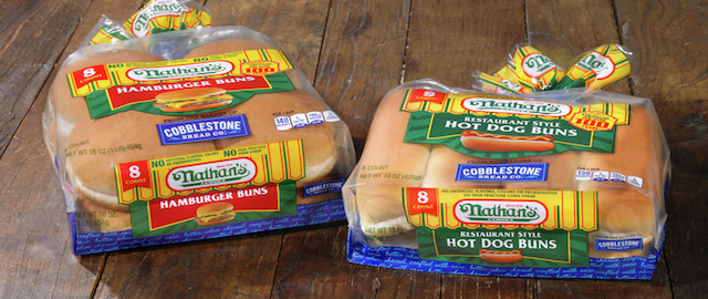 Nathan's Famous Hot Dog Buns coupon