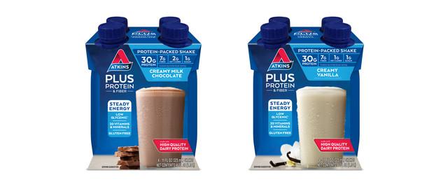 Atkins® PLUS Protein & Fiber Shakes coupon