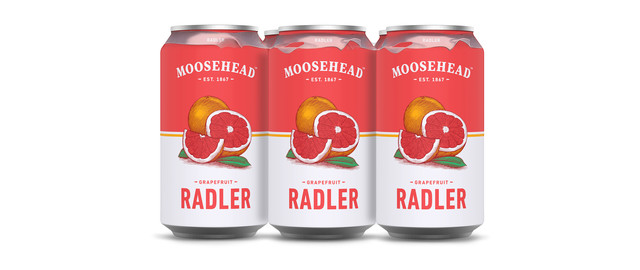 Moosehead Radler 6-Pack coupon