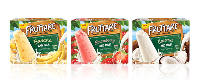Fruttare Frozen Fruit Bars coupon