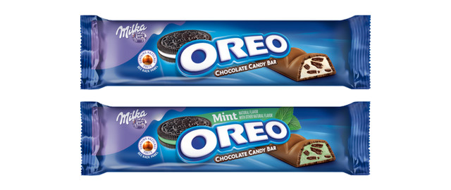 Buy 2: Select OREO Chocolate Candy Bars coupon