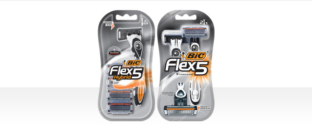 BIC® Flex5™ or BIC® Flex5 Hybrid™ coupon