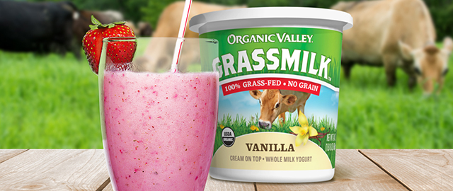 Organic Valley® Grassmilk® Yogurt Tubs coupon