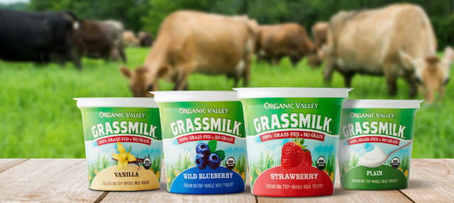 Buy 3: Organic Valley® Grassmilk® Yogurt Cups coupon