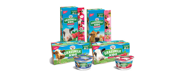 Organic Valley® Grassmilk® Kids Whole Milk Yogurt coupon
