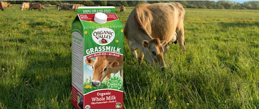Organic Valley® Grassmilk® Milk coupon