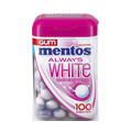 Wholesale Club_Mentos™ Always White Whitening Gum_coupon_40700