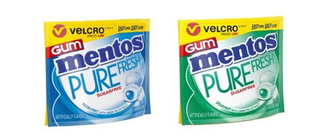 Buy 2: Mentos™ Gum Pocket Size Packs coupon