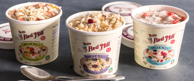 Bob's Red Mill Muesli Cups coupon