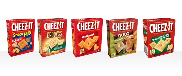 Buy 2: Cheez-It® coupon