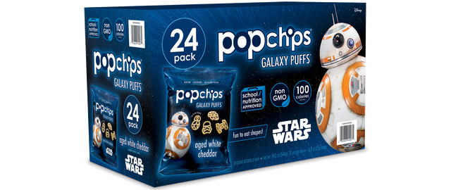 Star Wars Popchips coupon