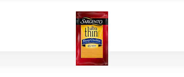 Sargento® Ultra Thin® Cheese Slices coupon